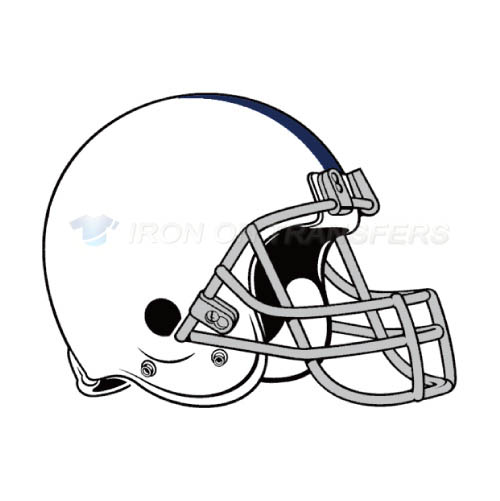 Penn State Nittany Lions Iron-on Stickers (Heat Transfers)NO.5879