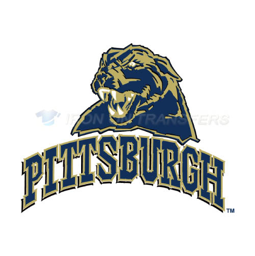 Pittsburgh Panthers Iron-on Stickers (Heat Transfers)NO.5895