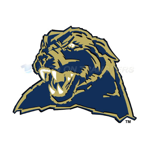 Pittsburgh Panthers Iron-on Stickers (Heat Transfers)NO.5896