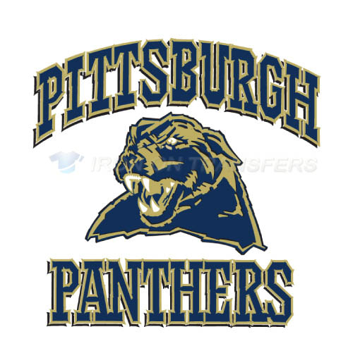Pittsburgh Panthers Iron-on Stickers (Heat Transfers)NO.5900