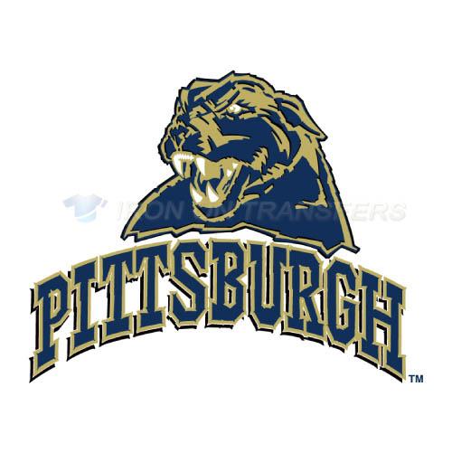 Pittsburgh Panthers Iron-on Stickers (Heat Transfers)NO.5904