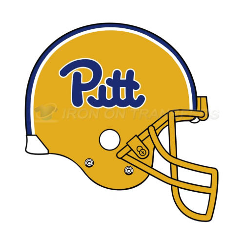 Pittsburgh Panthers Iron-on Stickers (Heat Transfers)NO.5905