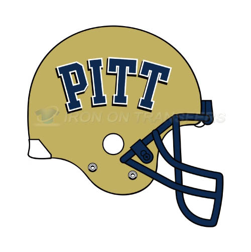 Pittsburgh Panthers Iron-on Stickers (Heat Transfers)NO.5906