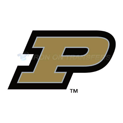Purdue Boilermakers Iron-on Stickers (Heat Transfers)NO.5942
