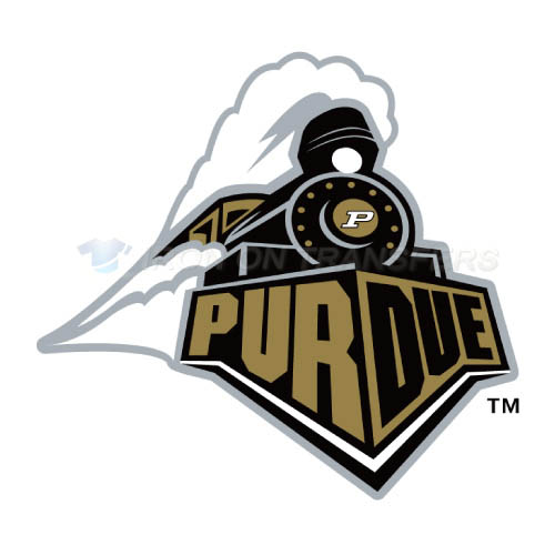 Purdue Boilermakers Iron-on Stickers (Heat Transfers)NO.5943