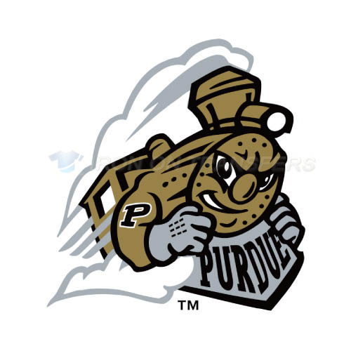 Purdue Boilermakers Iron-on Stickers (Heat Transfers)NO.5945