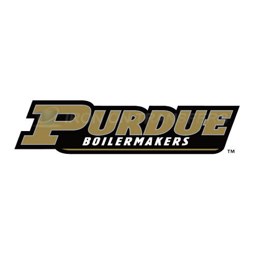 Purdue Boilermakers Iron-on Stickers (Heat Transfers)NO.5946