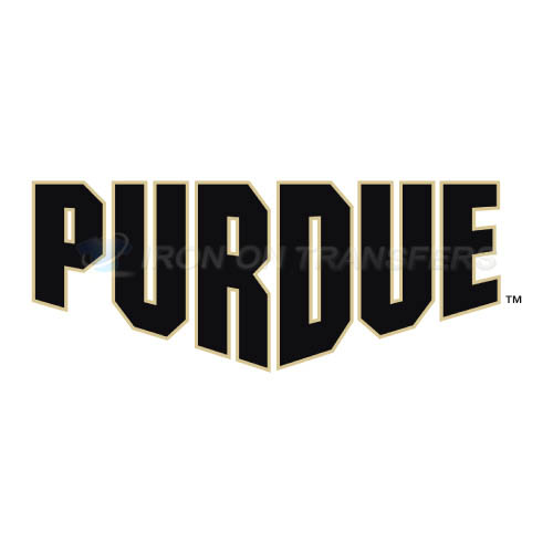Purdue Boilermakers Iron-on Stickers (Heat Transfers)NO.5947