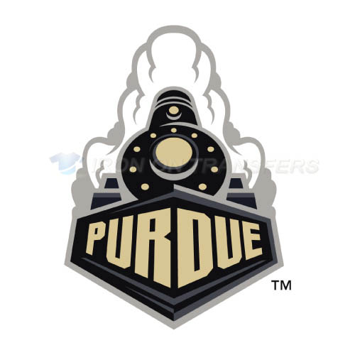 Purdue Boilermakers Iron-on Stickers (Heat Transfers)NO.5948