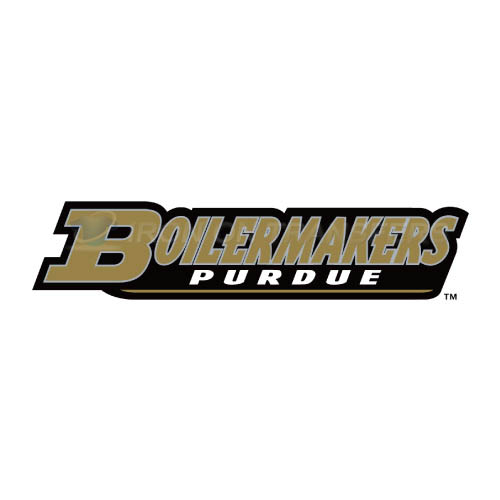 Purdue Boilermakers Iron-on Stickers (Heat Transfers)NO.5950