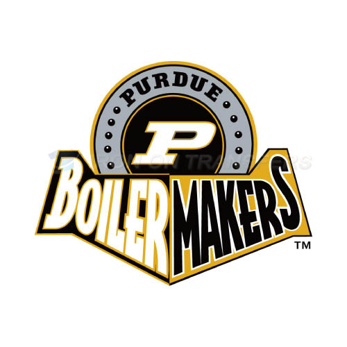Purdue Boilermakers Iron-on Stickers (Heat Transfers)NO.5951