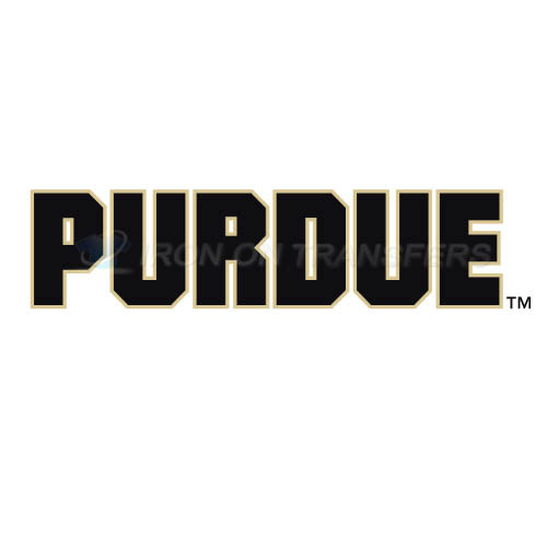 Purdue Boilermakers Iron-on Stickers (Heat Transfers)NO.5952
