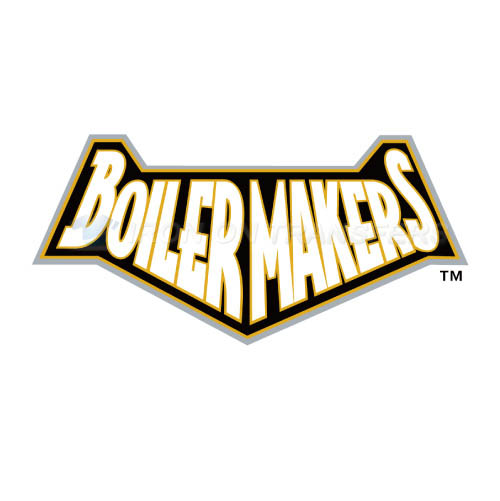 Purdue Boilermakers Iron-on Stickers (Heat Transfers)NO.5953
