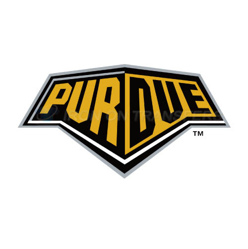 Purdue Boilermakers Iron-on Stickers (Heat Transfers)NO.5954