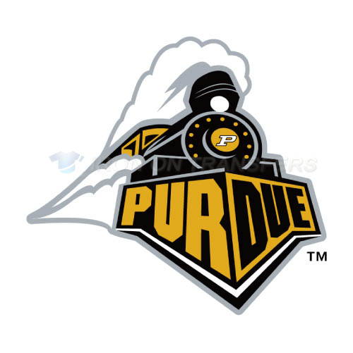 Purdue Boilermakers Iron-on Stickers (Heat Transfers)NO.5955