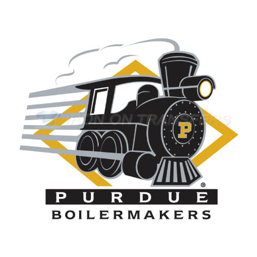 Purdue Boilermakers Iron-on Stickers (Heat Transfers)NO.5959
