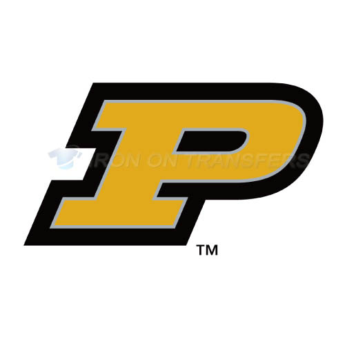 Purdue Boilermakers Iron-on Stickers (Heat Transfers)NO.5960