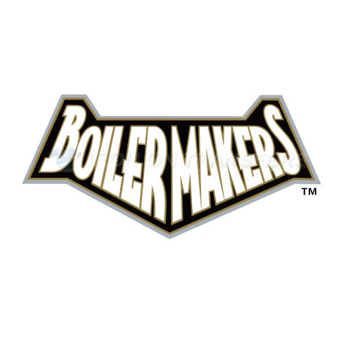 Purdue Boilermakers Iron-on Stickers (Heat Transfers)NO.5961
