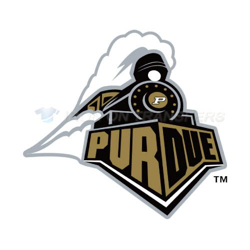 Purdue Boilermakers Iron-on Stickers (Heat Transfers)NO.5962