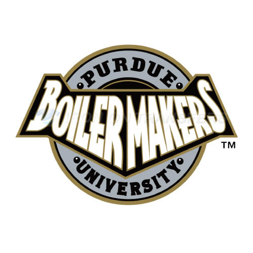 Purdue Boilermakers Iron-on Stickers (Heat Transfers)NO.5963