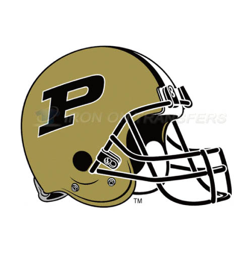 Purdue Boilermakers Iron-on Stickers (Heat Transfers)NO.5964