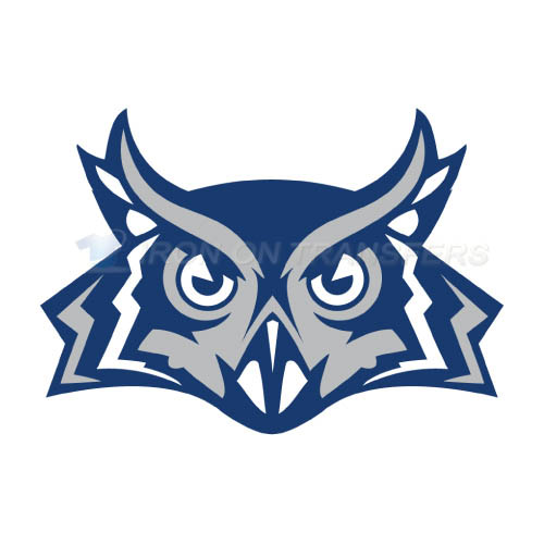 Rice Owls Iron-on Stickers (Heat Transfers)NO.5988