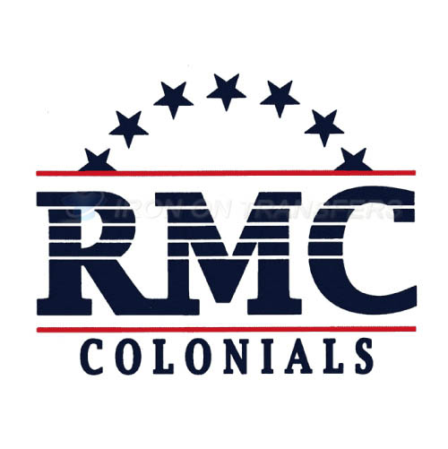 Robert Morris Colonials Iron-on Stickers (Heat Transfers)NO.6022