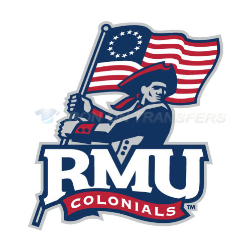 Robert Morris Colonials Iron-on Stickers (Heat Transfers)NO.6023