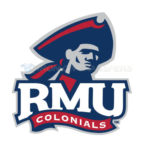 Robert Morris Colonials Iron-on Stickers (Heat Transfers)NO.6024