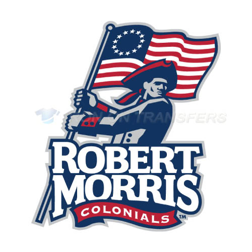 Robert Morris Colonials Iron-on Stickers (Heat Transfers)NO.6025