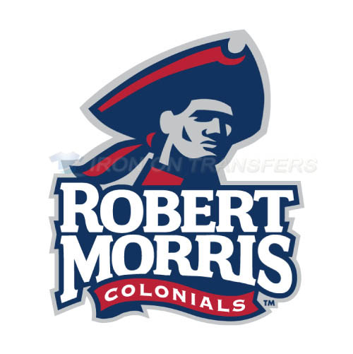 Robert Morris Colonials Iron-on Stickers (Heat Transfers)NO.6026