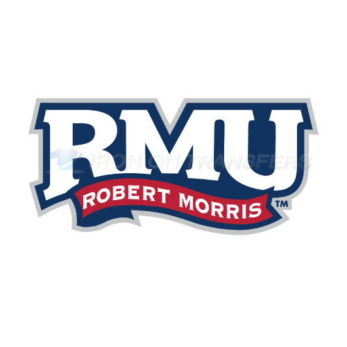 Robert Morris Colonials Iron-on Stickers (Heat Transfers)NO.6030
