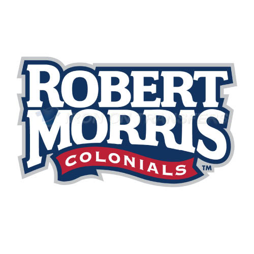 Robert Morris Colonials Iron-on Stickers (Heat Transfers)NO.6031