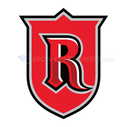 Rutgers Scarlet Knights Iron-on Stickers (Heat Transfers)NO.6033