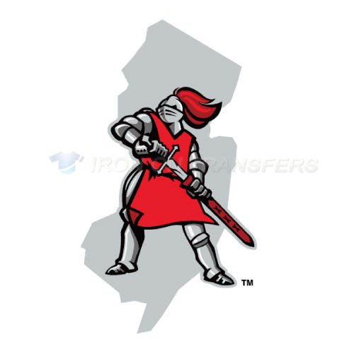 Rutgers Scarlet Knights Iron-on Stickers (Heat Transfers)NO.6043