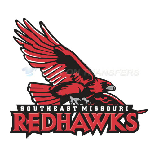 SE Missouri State Redhawks Iron-on Stickers (Heat Transfers)NO.6148