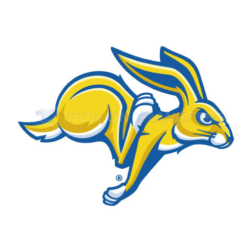 South Dakota State Jackrabbits Iron-on Stickers (Heat Transfers)NO.6228