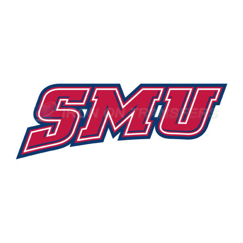 Southern Methodist Mustangs Iron-on Stickers (Heat Transfers)NO.6297