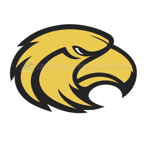 Southern Miss Golden Eagles Iron-on Stickers (Heat Transfers)NO.6306