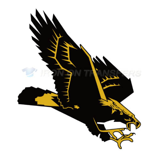 Southern Miss Golden Eagles Iron-on Stickers (Heat Transfers)NO.6309