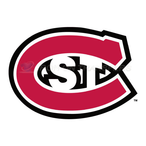 St. Cloud State Huskies Iron-on Stickers (Heat Transfers)NO.6329