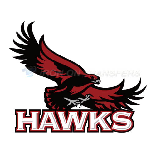 St. Josephs Hawks Iron-on Stickers (Heat Transfers)NO.6365