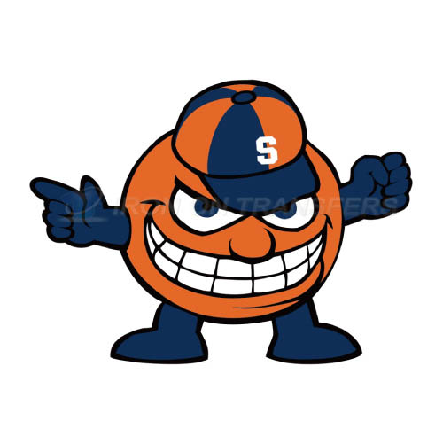 Syracuse Orange Iron-on Stickers (Heat Transfers)NO.6419