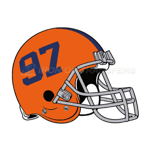 Syracuse Orange Iron-on Stickers (Heat Transfers)NO.6421