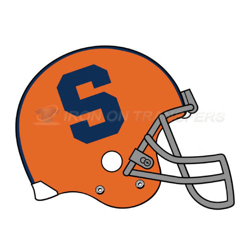 Syracuse Orange Iron-on Stickers (Heat Transfers)NO.6422