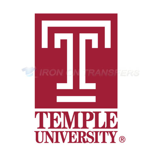Temple Owls Iron-on Stickers (Heat Transfers)NO.6438