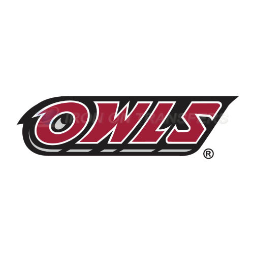 Temple Owls Iron-on Stickers (Heat Transfers)NO.6448
