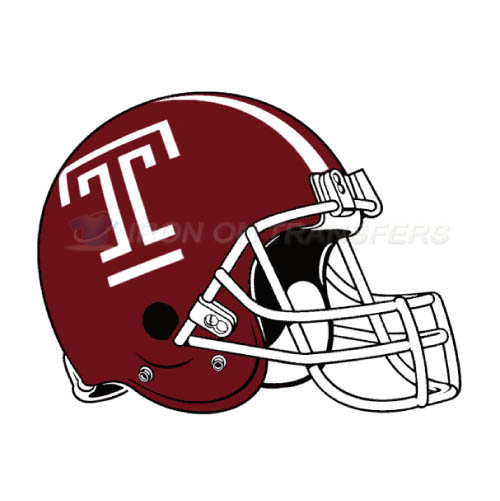 Temple Owls Iron-on Stickers (Heat Transfers)NO.6449