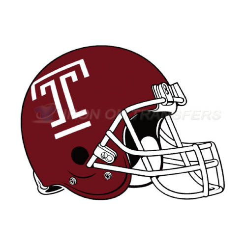 Temple Owls Iron-on Stickers (Heat Transfers)NO.6450