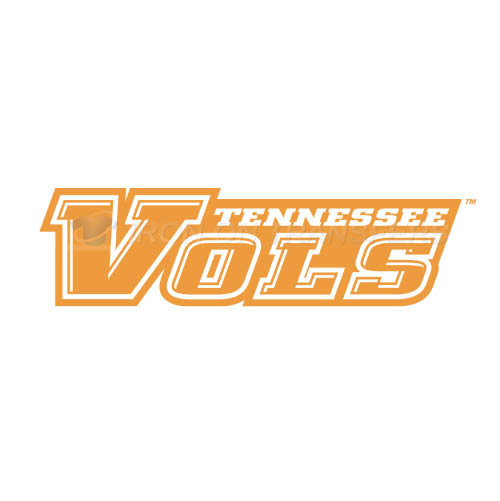 Tennessee Volunteers Iron-on Stickers (Heat Transfers)NO.6474